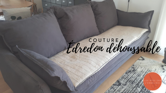 Couture | Édredon déhoussable